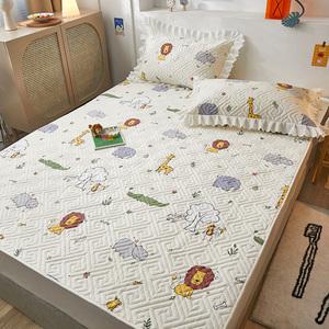 纯棉床垫软垫家用垫褥夏天床褥垫被褥子防滑垫夏季垫子薄款保护垫