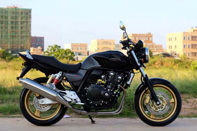 [红尘摩托店]★出售―进口本田2013年CB400 电喷四代,本田摩托车