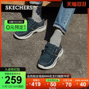 【预售】skechers新款秋季帆布鞋子