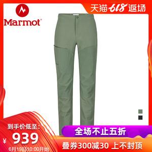 领200元券购买marmot 2019春夏新款运动户外软壳裤