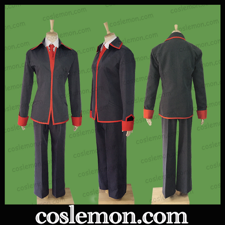 Coslemon little Busters! Zhizhili tree uniform cos suit full mens and womens clothing