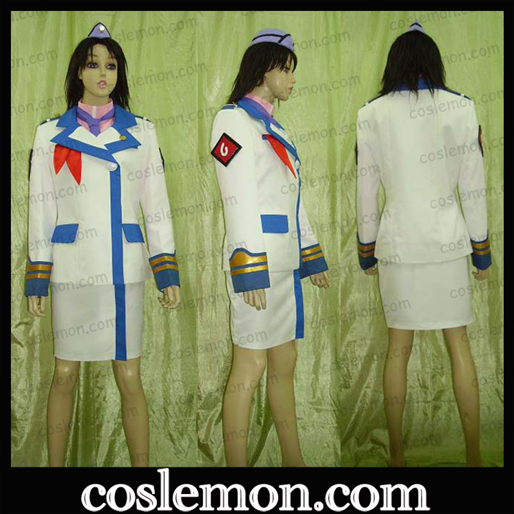 Coslemon super time and Space Fortress f border Katherine grass cos full Cosplay mens and womens clothing