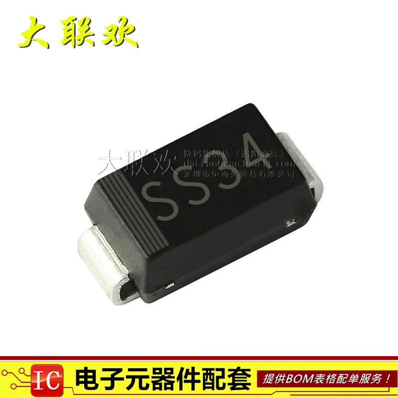 Original   SS34 1N5822 in5822 SMA do-214ac chip