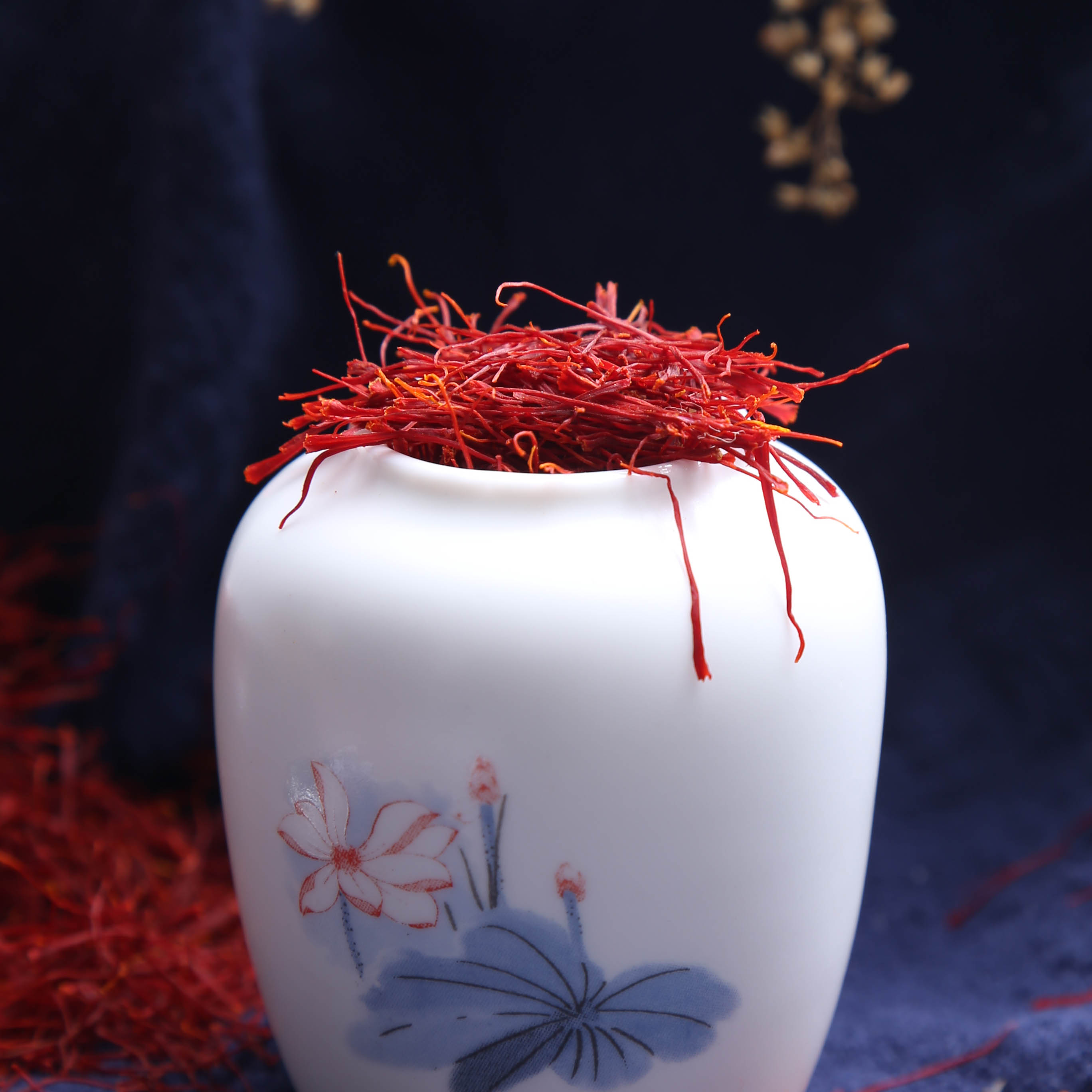 [【买一] в подарок [一】共6克藏] красный [花 ] оригинал [ 特级 西藏 非10g 臧] красный [花伊朗]