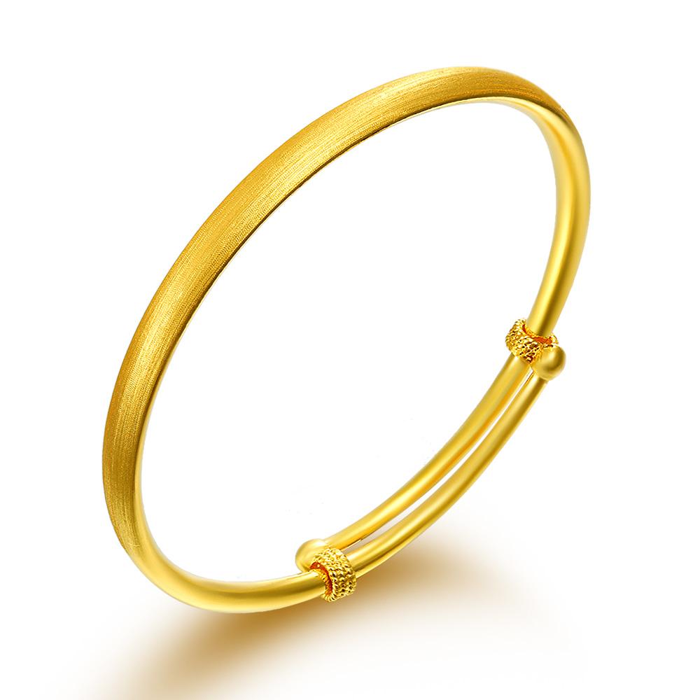 Kam Tai Cheung / Gold Bracelet ox nose Bracelet Gold 9999