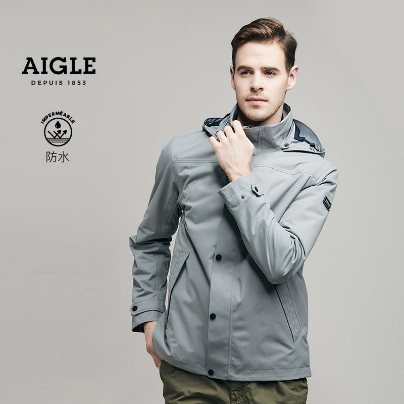 AUGUSTINE夹克MTD男士新常规版型艾高AIGLE春夏新品19