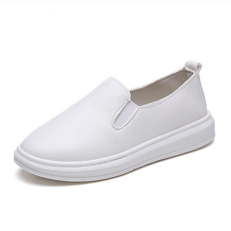 男童板鞋秋款寶寶鞋白色兒童 鞋中大童 男孩鞋子女童小白鞋