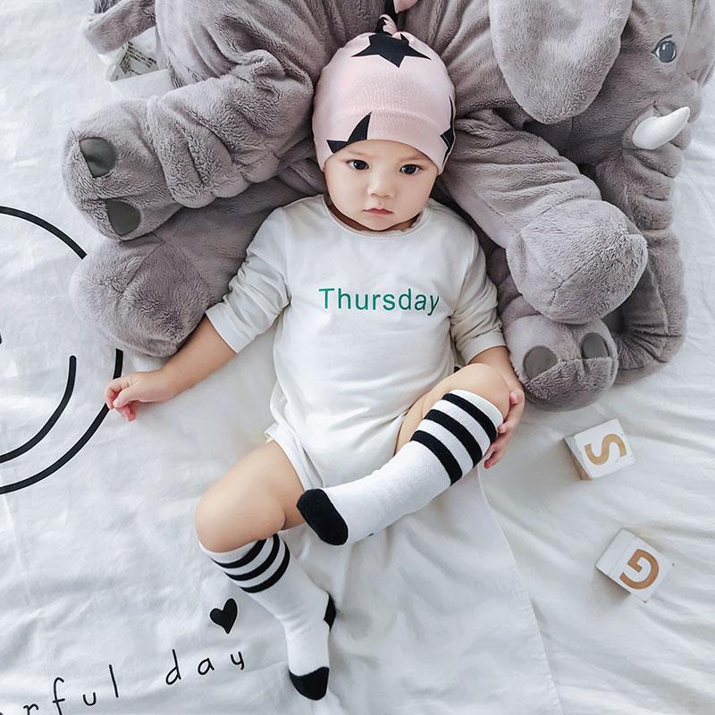 婴儿衣服春秋6-12个月新生纯棉三角满79.80元可用39.9元优惠券