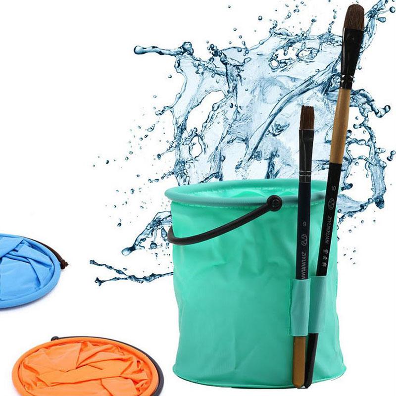 Многофункциональный складные мелкие воды баррель пластик мелкие воды баррель мыть карандаш баррель прекрасный техника статьи протяжение баррель многофункциональный