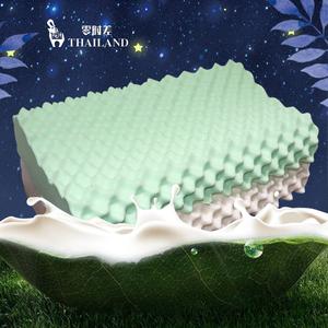 群友到货!【零时差】负离子天然乳胶枕单只装