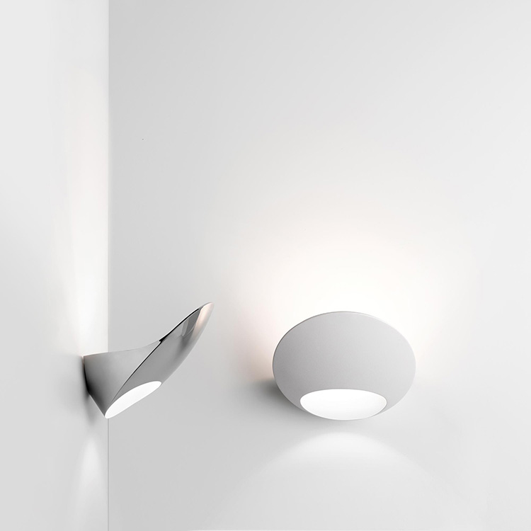 意大利Luceplan 壁灯 Garbí LED Wall Lamp创意设计进口