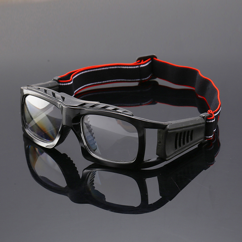 Basketball glasses, goggles, sports football glasses can be equipped with myopia, anti fog, explosion-proof eyes, professional outdoor equipment
