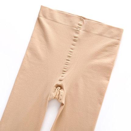 春秋款光腿超自然浅肤色神器连裤袜