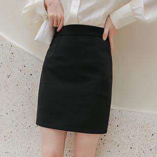 春夏职业裙半身裙女一步裙包臀短裙包裙西装裙工作裙西裙正装裙子图片