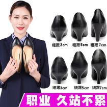 WRM01CQ0秋季商场同款方跟休闲詹头浅口单鞋品牌女鞋2020他她Tata
