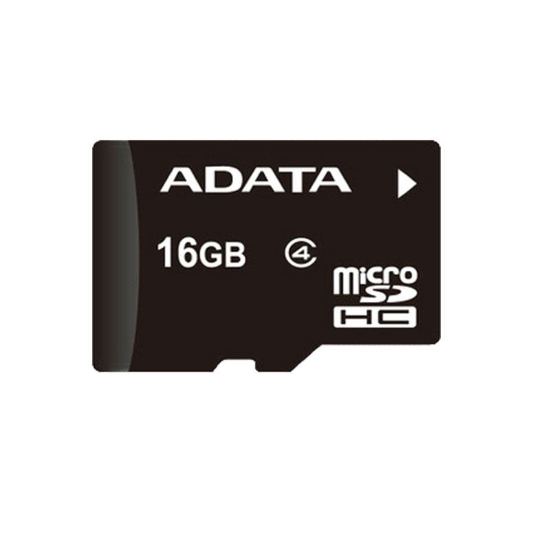 AData/威刚tf卡16g手机内存卡 class4 tf/microSD 存储卡sdhc卡高速c4 16g手机存储卡minisd卡 支持oppo手机
