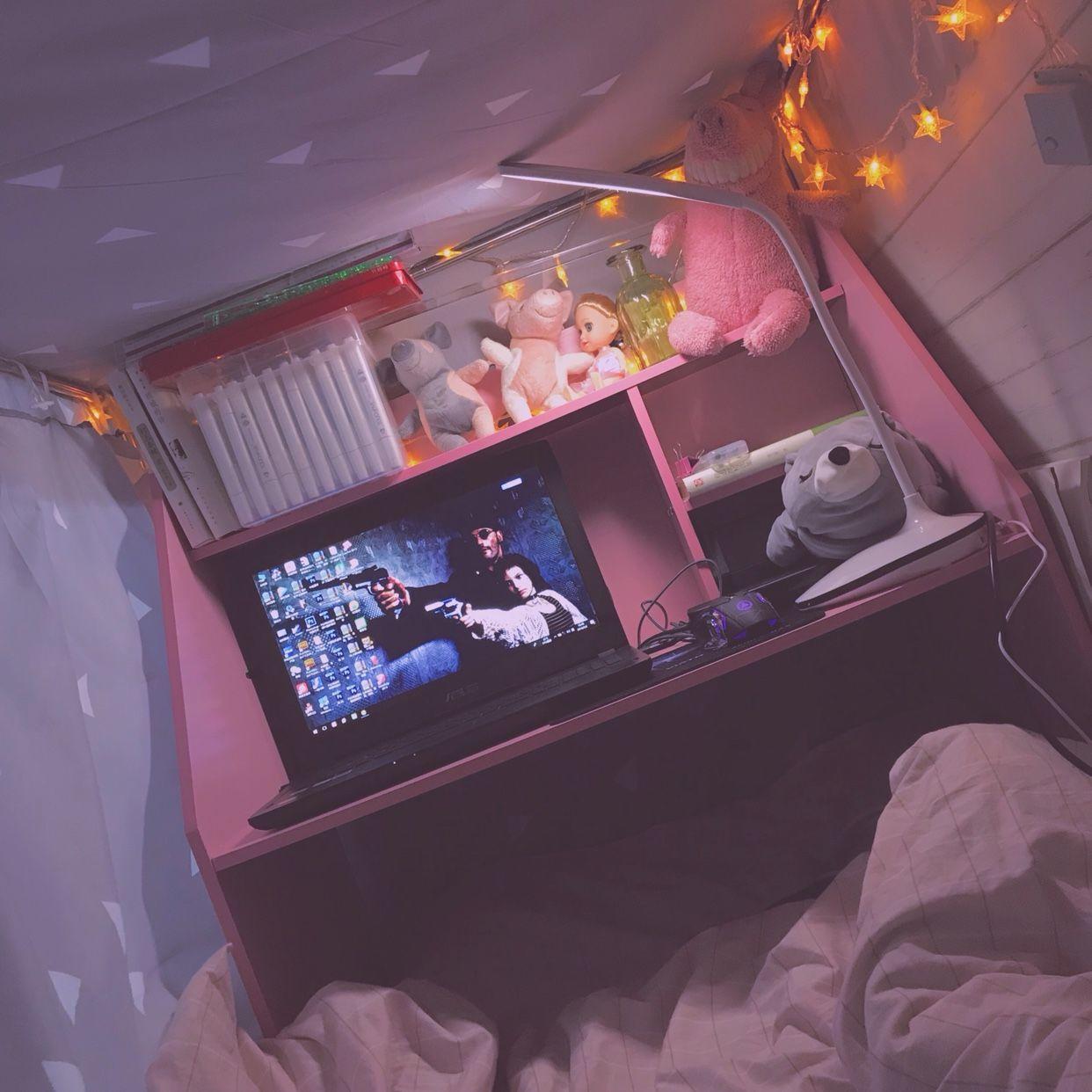 宿舍神器床上书桌宿舍学生上铺下铺笔记本电脑寝室简易学习小桌子