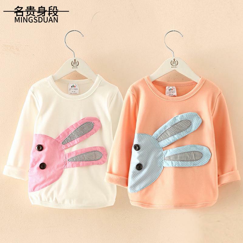 兔子t恤衫有什么不同