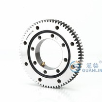 Manufacturers custom-made toothless internal teeth external teeth rotary support bearing turntable bearing rotation