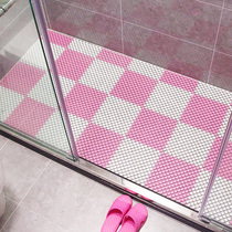 Bathroom bathroom anti-skid pad shower room stitching water cushion toilet kitchen cushion bathroom bathroom mat