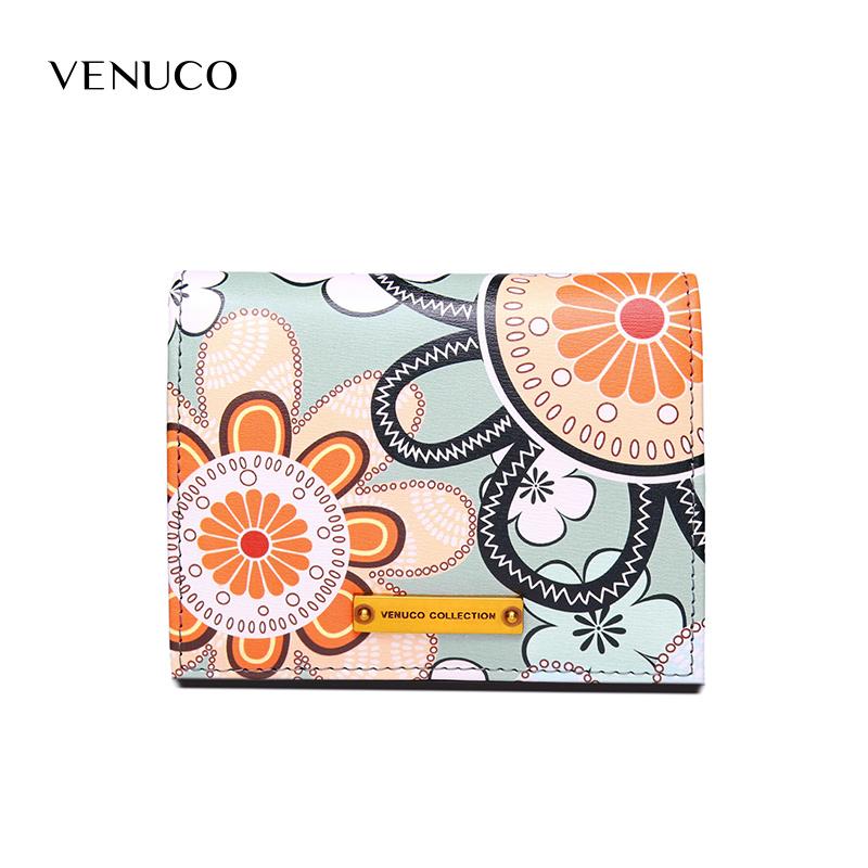 小ck女士短钱包女短款2020新款卡包折叠超薄学生韩版可爱简约手包图片