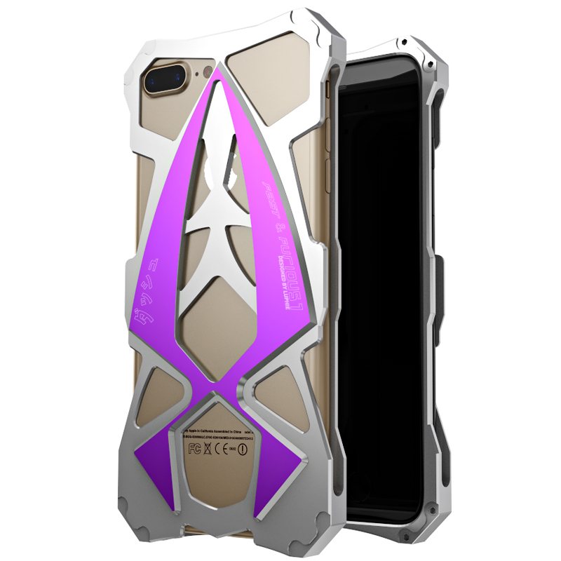 Luphie Roadster Sports Car Luxury Aluminum Metal Case Cover for Apple iPhone 7 Plus & iPhone 7