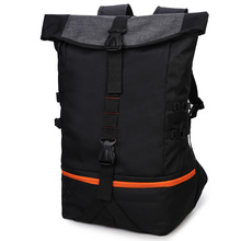 Backpack large capacity basketball bag training bag fitness exercise backpack man climbing bag travel bag student bag