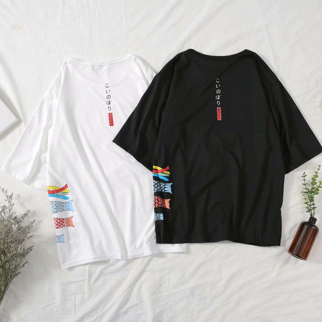 短袖2018韩版潮流圆领潮男修身t恤(用1元券)