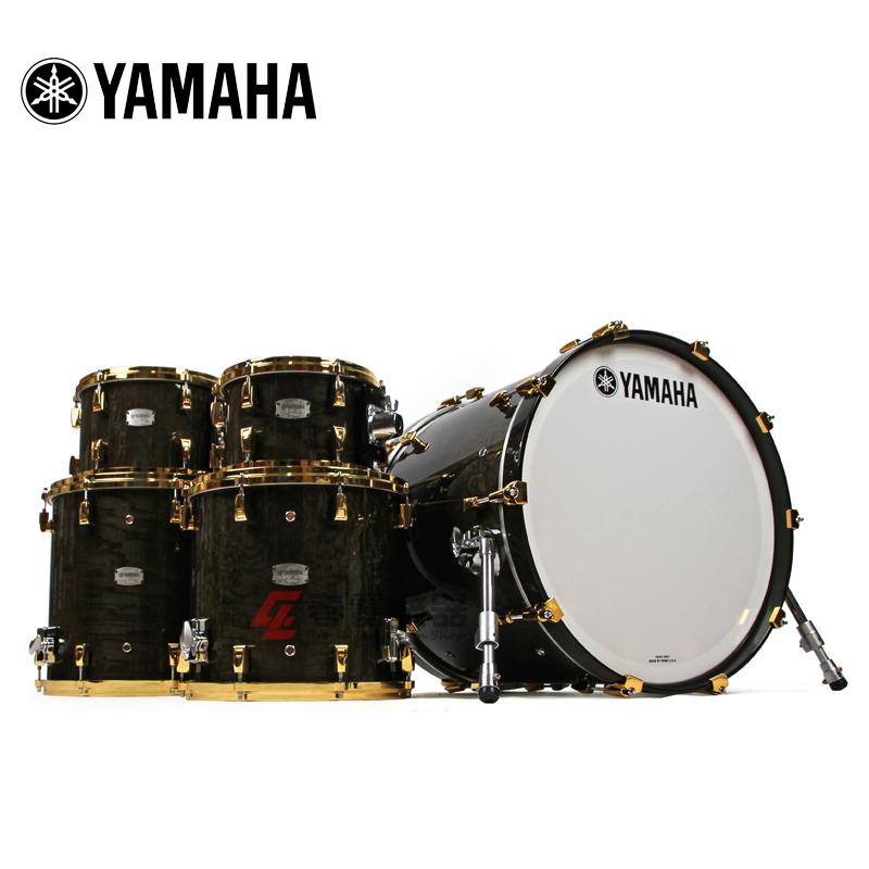 春雷乐器 日产 YAMAHA PHX 凤凰系列纯手工套鼓 4鼓5鼓 GBL架子鼓
