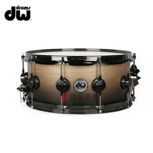DW Collector's 收藏家系列 Natural to Ebony Fade 14*6枫木军鼓