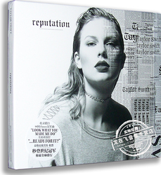 正版 霉霉新专辑cd泰勒史薇芙特 名誉CD Taylor Swift Reputation