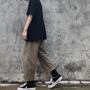 insstudios . 19韩国ins工装裤