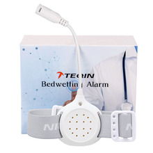 Child anti wetting bed artifact child night urine wet enuresis alarm baby elderly urine sensor reminder battery