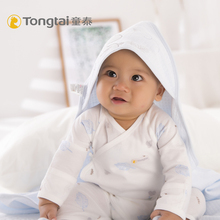 Tongtai new newborn children's bag is covered by summer cotton baby quilt baby blanket blanket towel newborn supplies