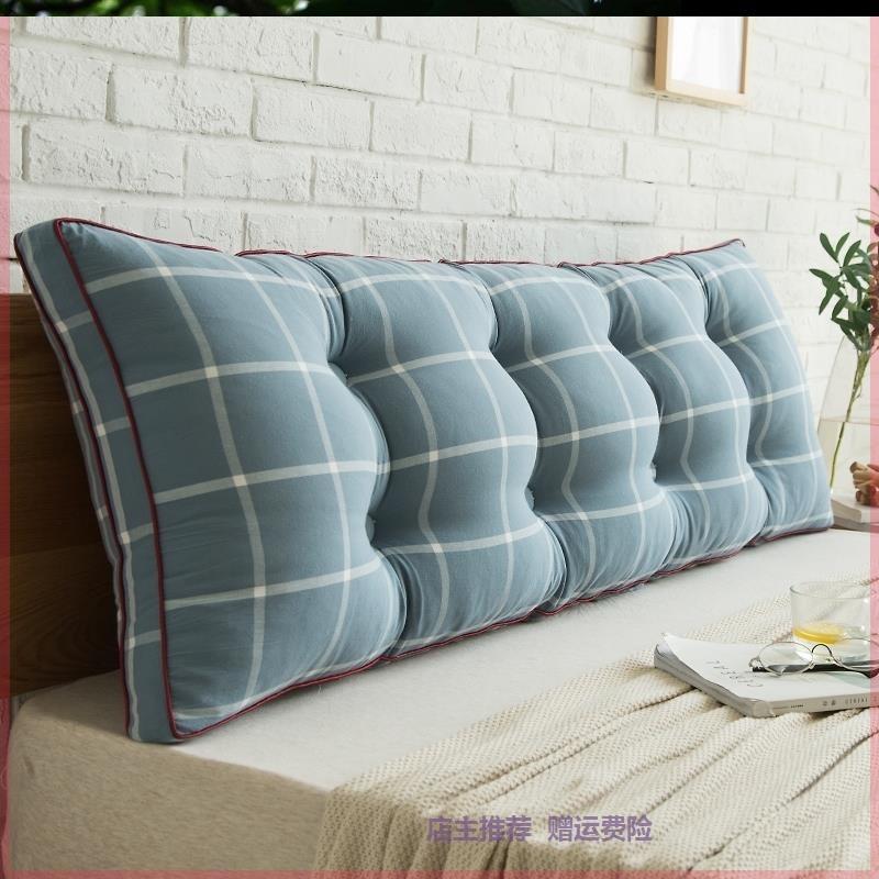 沙发拆洗床头超大大靠垫大可抱枕
