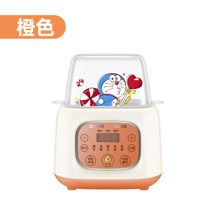 苏泊尔二合一恒温保温加热温奶器评测好不好