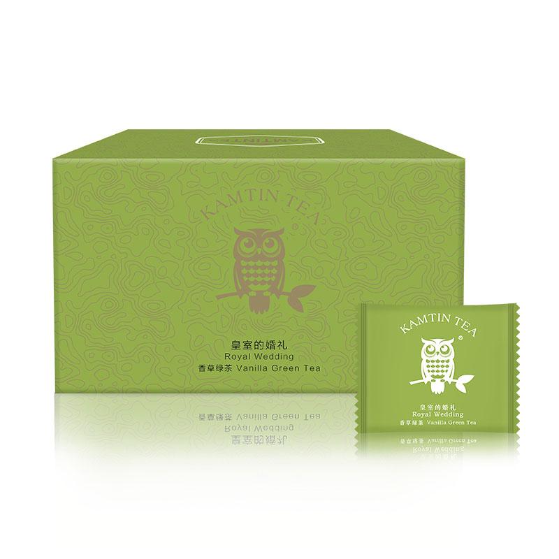 皇室的婚礼香草绿茶煎茶