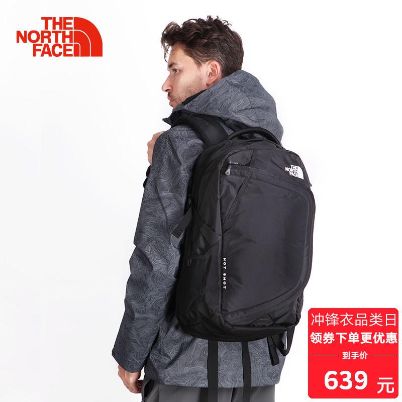 TheNorthFace北面大容量户外休闲运动背包男女士双肩包书包2RD6