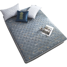 Thickened Tatami Mattress Cushion 1.8m Household Mattress 1.5m Dormitory Single and Double Mattress Protective Mattress