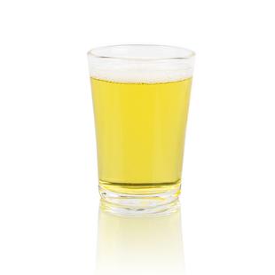 鋼化玻璃可疊加酒杯一口杯 餐飲杯子125ml二兩半白酒/啤酒杯6個裝