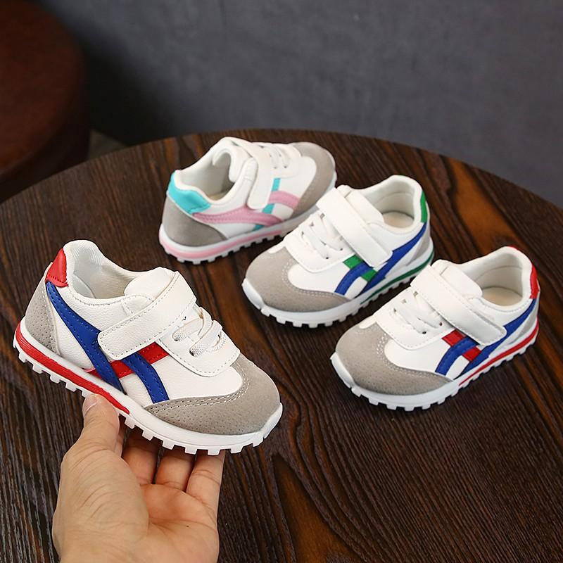 男童小白鞋2019年秋季新款儿童运动鞋子中小女孩冬秋款二棉女童鞋