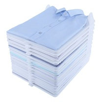 Clothing wardrobe Folding Board shirt diaphragm T-shirt lazy artifact sweater storage folding Board clothes finishing