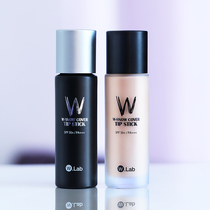 Wlab Foundation Liquid W.lab supermodel BB Cream Female Moisturizing Concealer Whitening nude makeup Durable student affordable DW Male cream