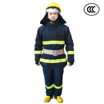 3C Certified Fire Service 14 fire extinguishing suit fire command service fire fire Fighting suit fire protection clothing