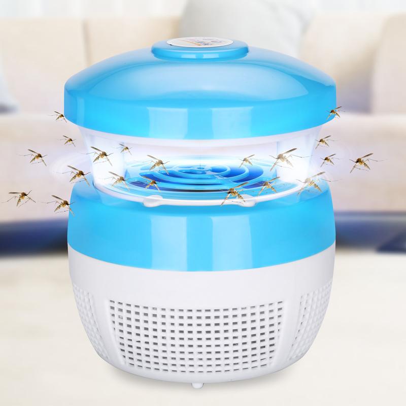 USB光触媒led捕灭蚊灯电子家用婴儿孕妇用品无辐射驱蚊灯小夜光灯