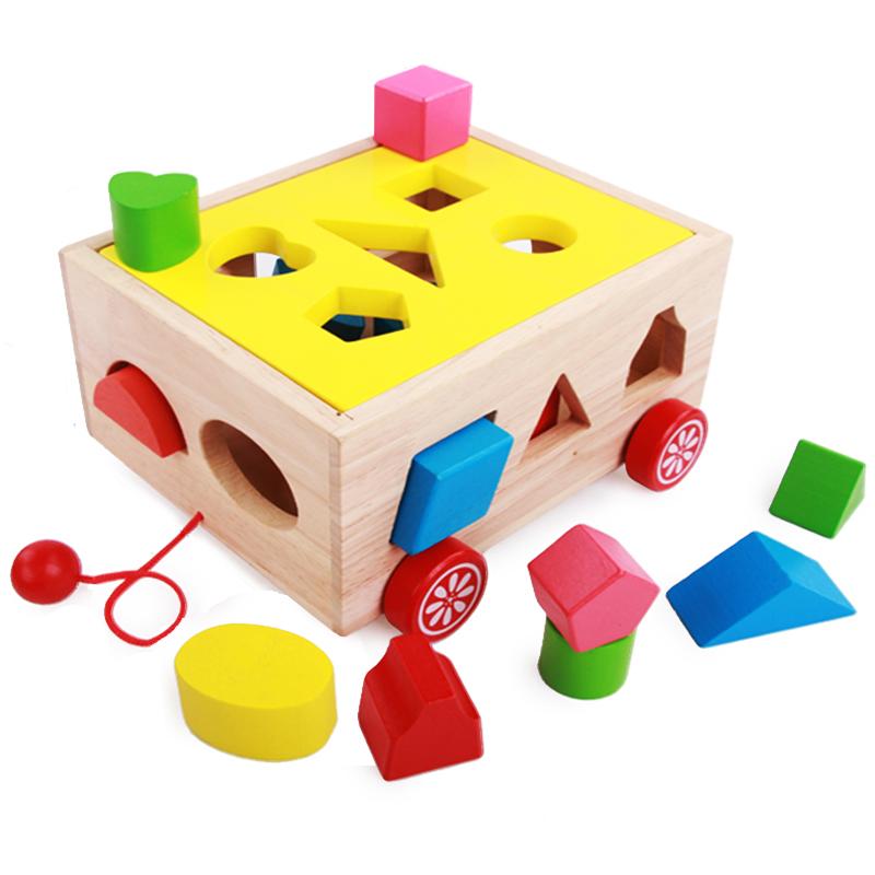 宝宝积木早教智力启蒙玩具