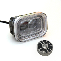Electric vehicle lamp ultra-bright motorcycle LED headlight spotlight built-in external near light tricycle front headlights spotlight
