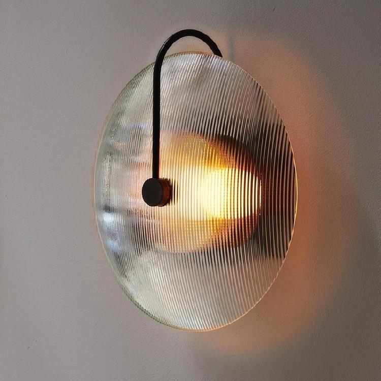 后现代创意玻璃客厅壁灯设计师艺术床头卧室沙发背景墙样板间壁灯