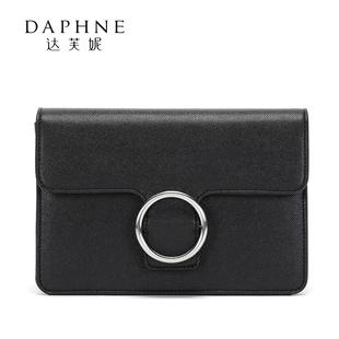 时尚 小香风链条包 Daphne 达芙妮春秋新款 单肩斜跨磁扣小方包女