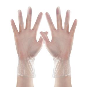 一次性手套100只加厚橡胶tpe /